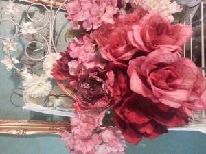 1.50 per stem hydrangeas, roses, tulips
