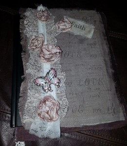 Altered Journal Vintage