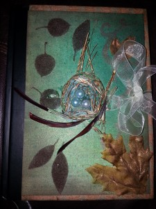 Altered Journal Bird's Nest