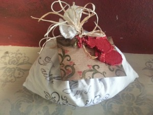 gift wrap pecans