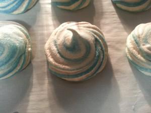 coconut meringues